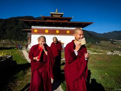 #6 Bhutan