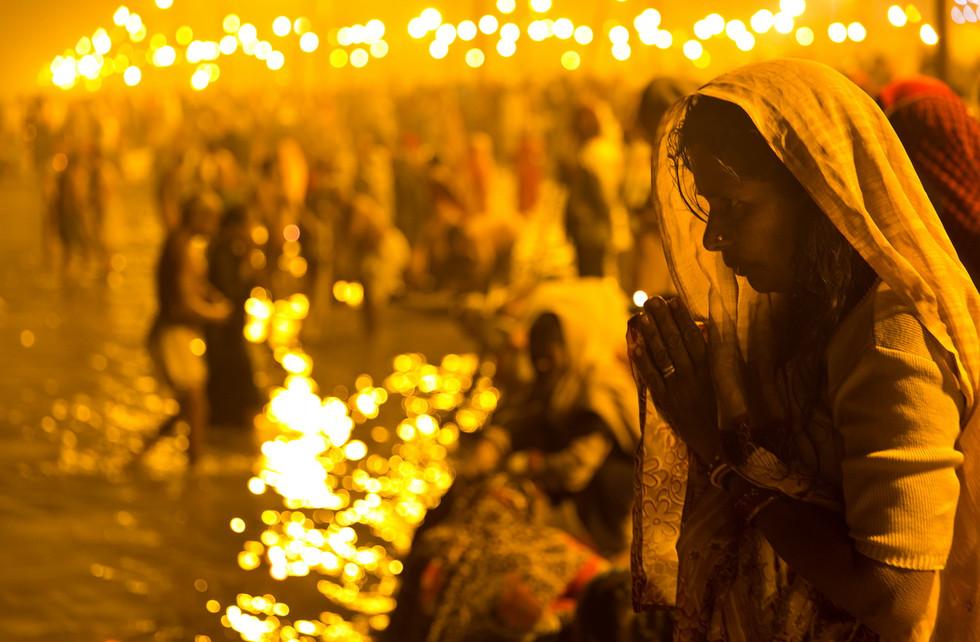 Kumbh Mela festival Print #22 -