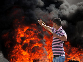 #18 The Israeli-Palestinian Conflict