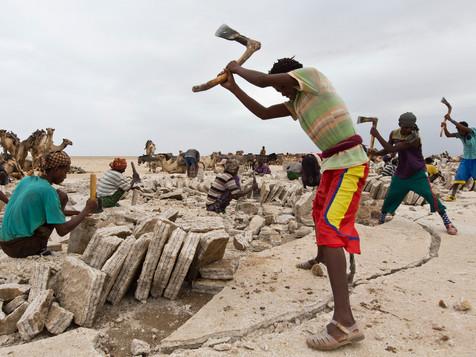 #3 Ethiopia - Salt Mining