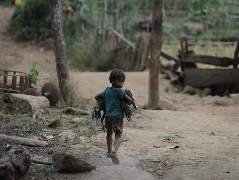 #4 Laos