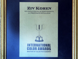 Internation Color Award