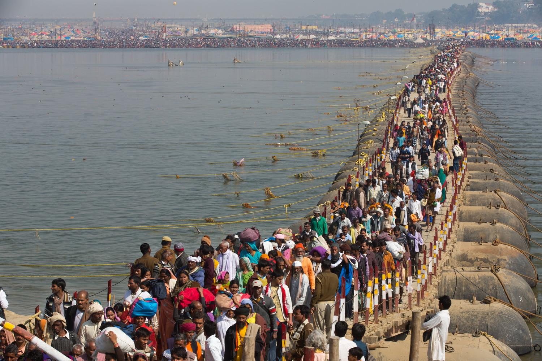 Kumbh Mela festival Print #3 -