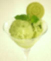 kaori book postre té verde matcha helado