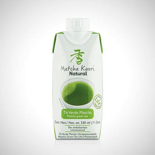 Matcha Kaori Natural TetraPak
