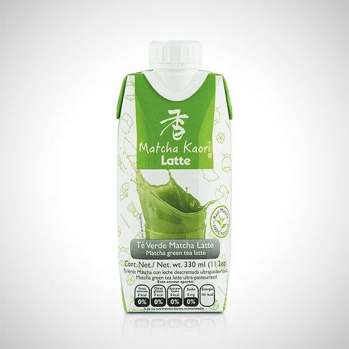 Matcha Kaori Latte TetraPak