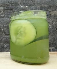 detox té verde en polvo