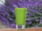 vegano deli smoothie verde chia coco hemp espinavcas té verde mango