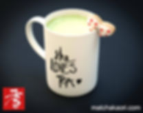 choco-matcha té verde matcha