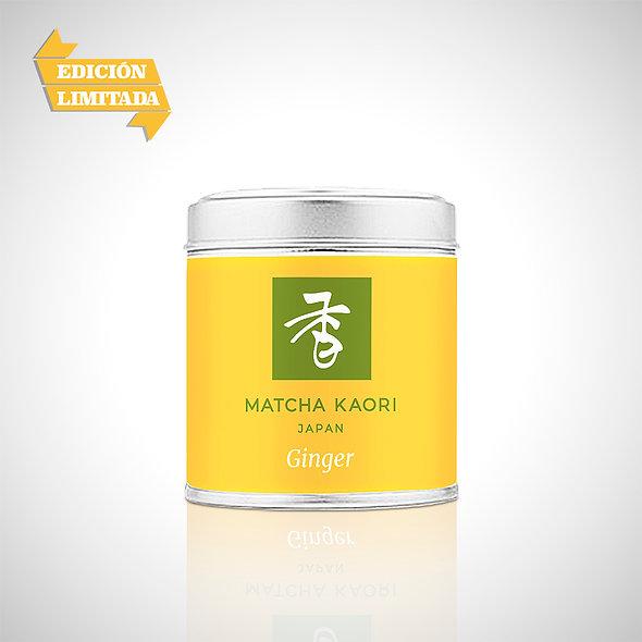 Matcha Kaori Ginger 60g
