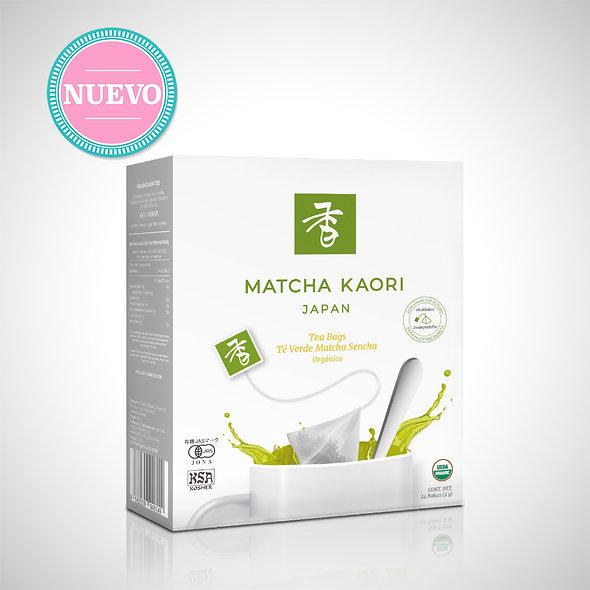 Matcha Kaori Tea Bags