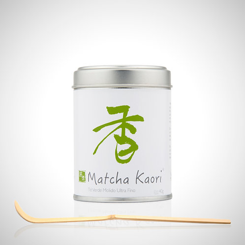 Matcha Kaori 40g + Chasyaku