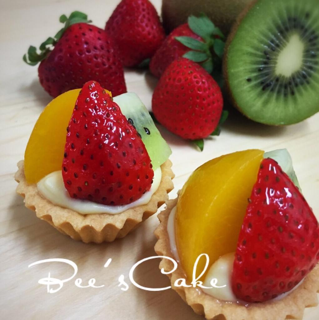 3In1 Mini Fruit Tarts