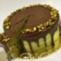 Chocolate Green Tea Cake.JPG
