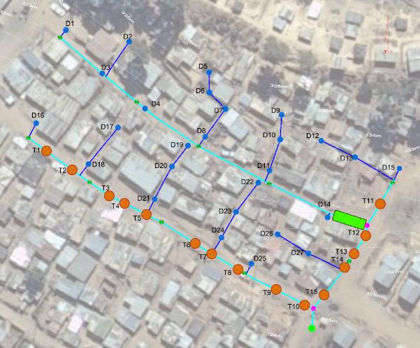 Innovating sanitation provision to informal settlements