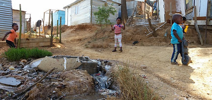 Informal Settlement Upgrade