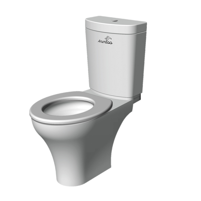 A new standard of toilet efficiency // Arumloo