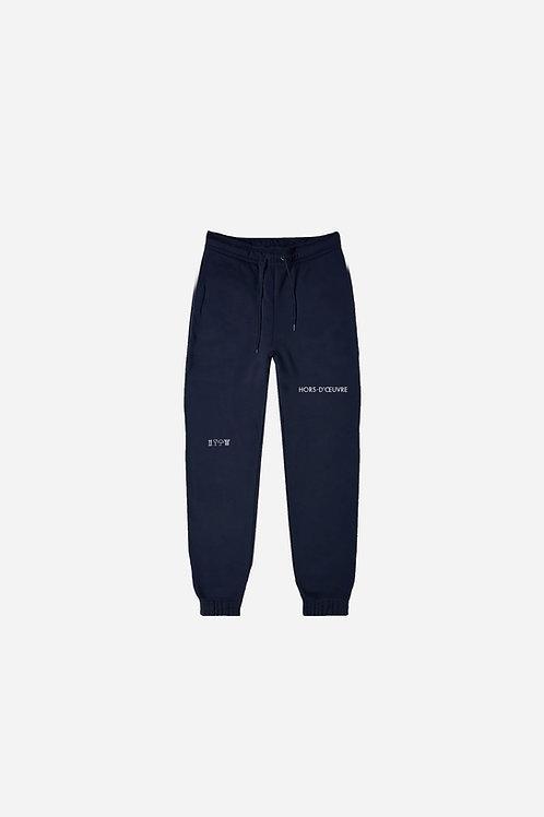 Sweatpants - Midnight Blue