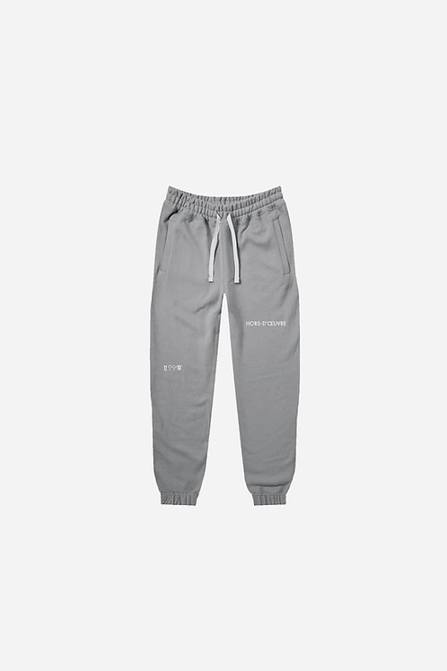 Sweatpants - Warm Grey