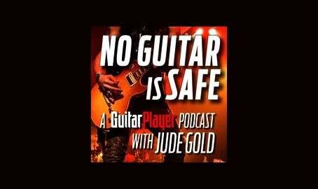NO GUITAR IS SAFE Podcast with Jude Gold, Episode #42 - Ben Lacy January 27, 2017
