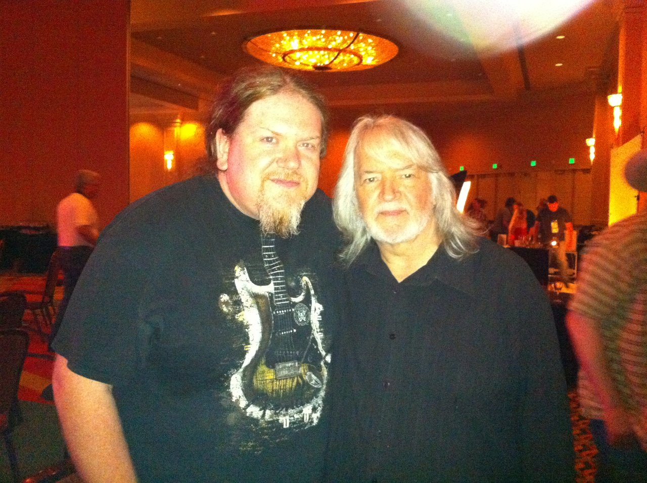 Ben and Seymour Duncan