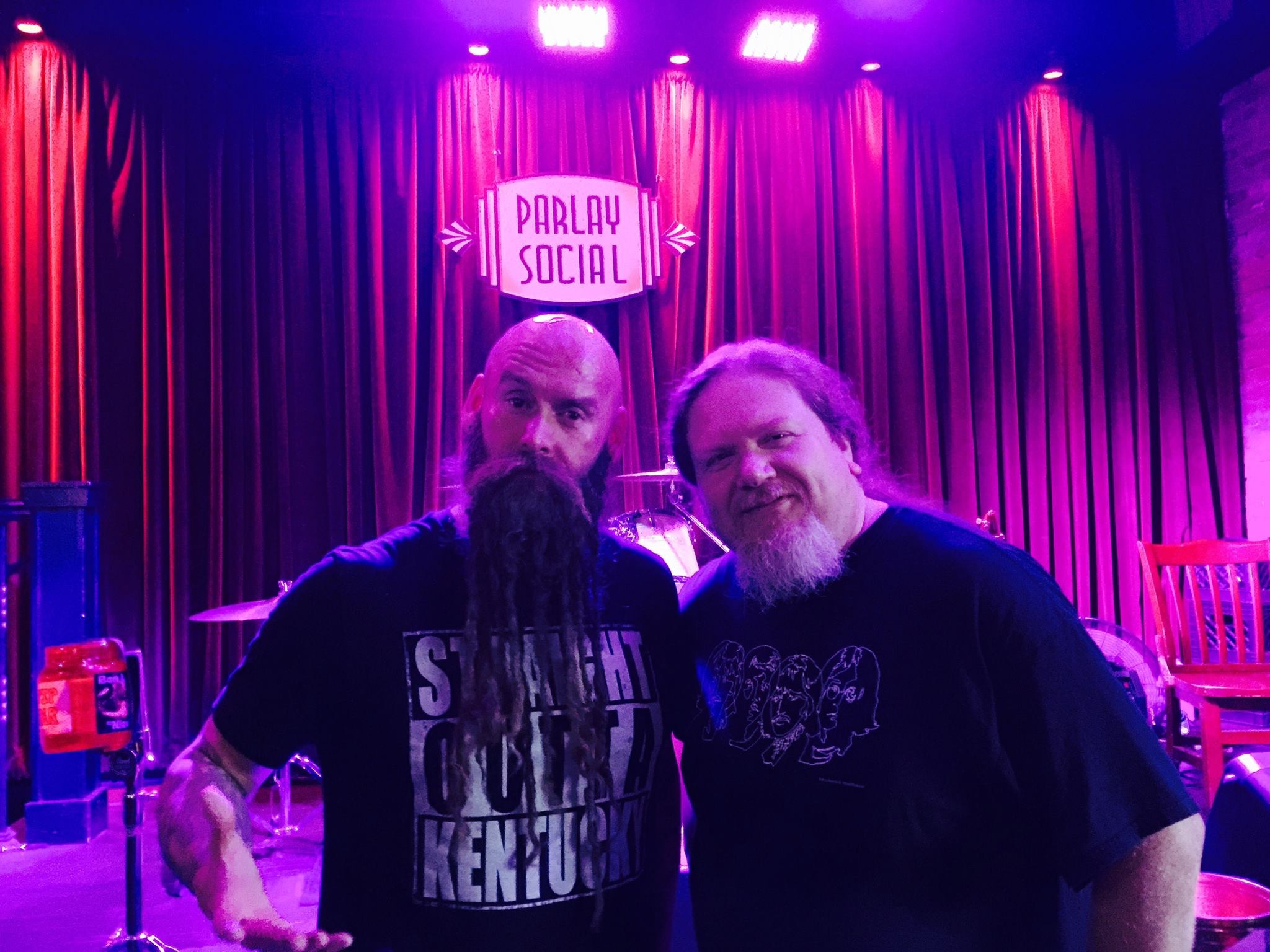 Ben Lacy and Chris Kael (FFDP)