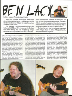 20th Century Guitar August 2006
