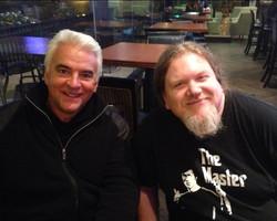 John O'Hurley and Ben Lacy