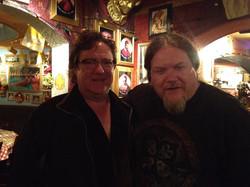 Ben Lacy and Stu Hamm