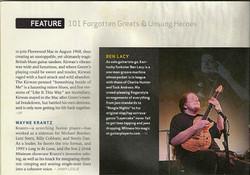 Guitar Player Magazine Feb. 2007