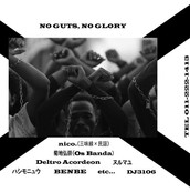 2016/10/3 NO GUTS, NO GLORY