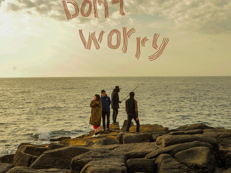 NEW SINGLE「Don't worry」配信開始!