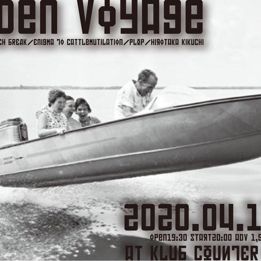 2020/4/17 MAIDEN VOYAGE
