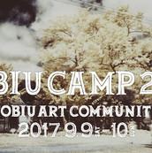 2017/9/9-10 飛生芸術祭 TOBIU CAMP 2017