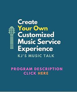 custom music experience kjs music talk