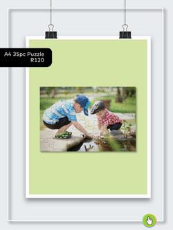 A4 | 35pc puzzle - R120