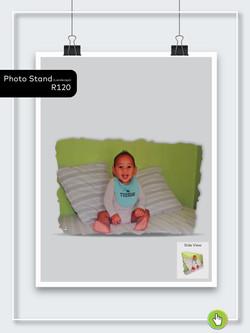 Photo Stand - Landscape - R120