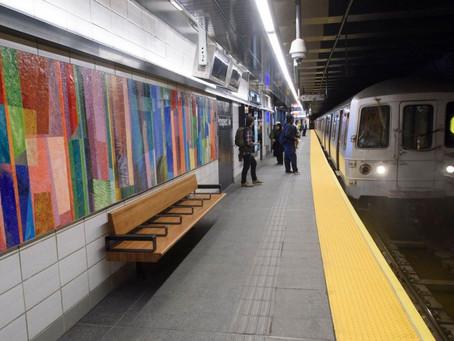 NYC Subway, istruzioni per l'uso