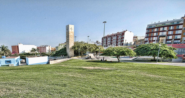 Arquitectos Telde - Parque Mnpal