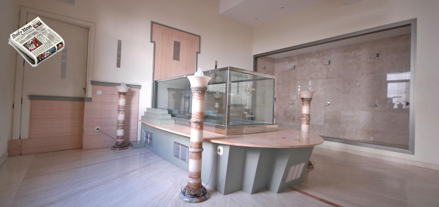 Sala de túmulo