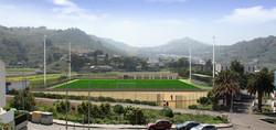 Campo Futbol de Barreto