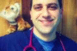 Gibsons Veterinary Hospital, Dr. Davicioni