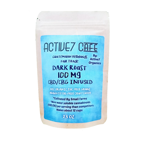 Dark Roast ground Broad Spectrum bag coffee