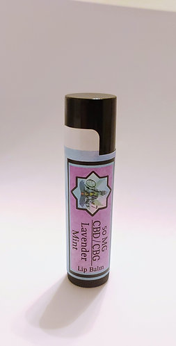 Soothing Lip Balm , Mint/Lavender 50mg