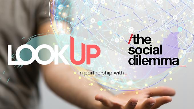 LookUp and The Social Dilemma Announce Impact Partnership