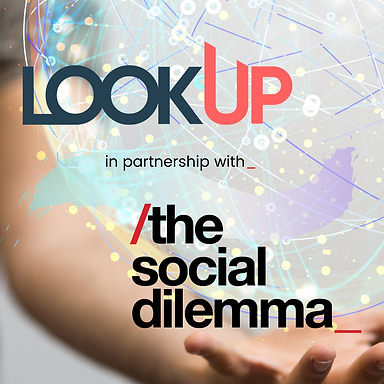 LookUp and The Social Dilemma Announce Impact Partnership