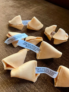 How I Use Fortune Cookies to Create Tech-Life Balance