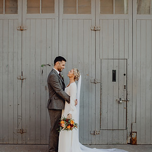 Mr & Mrs Gee