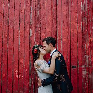 Mr & Mrs Bramley