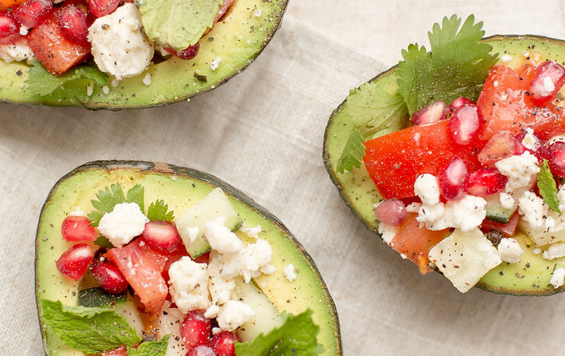 Stuffed Avocado